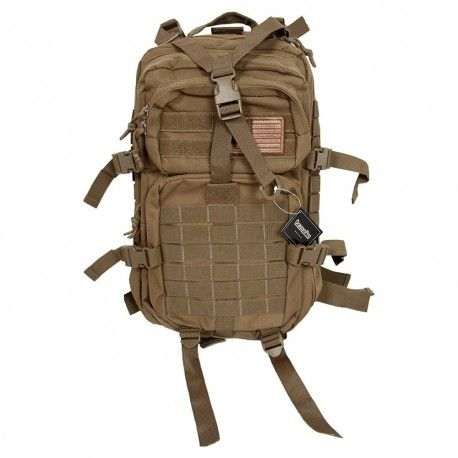 Mochila tactical Assault de 34 L en Khaki de Dragonpro