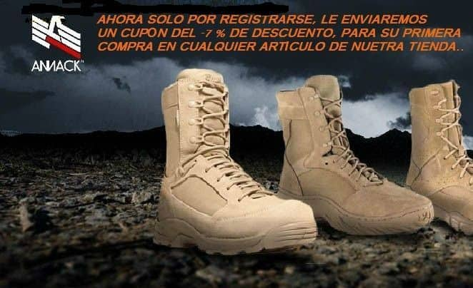 Military Footwear Annack Military Surplus
