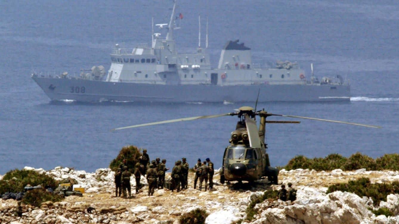 Guerra! Gribaltar ataca a España