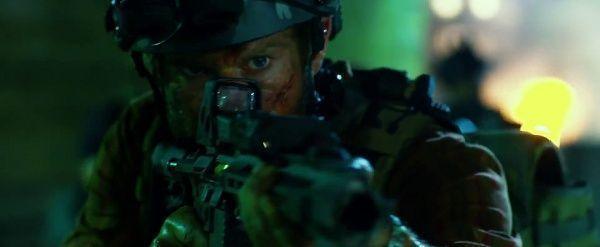 el armamento del film 13 horas los soldados secretos de