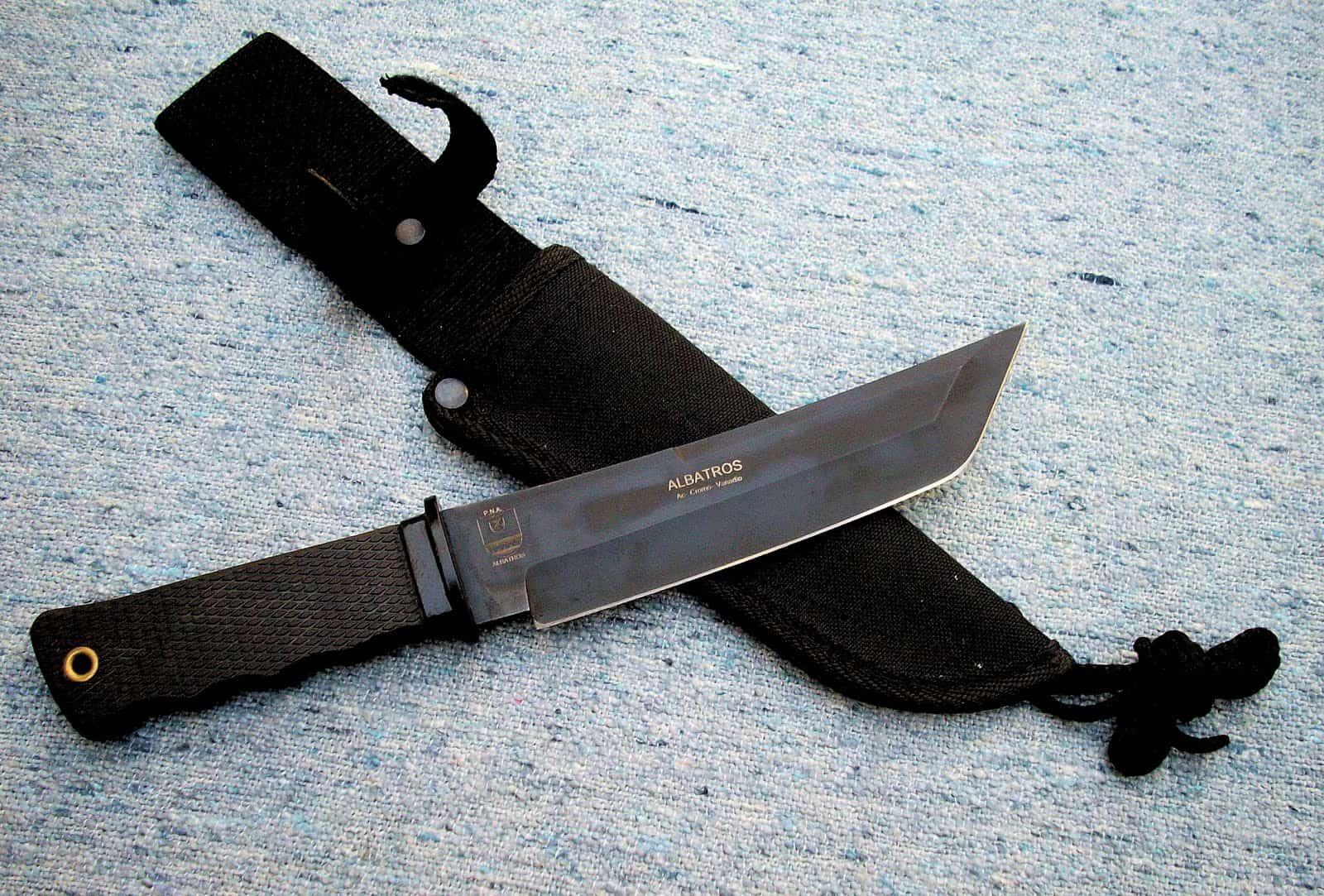 Consejos a la hora de comprar un cuchillo de combate annack for Coleccion cuchillos el mundo