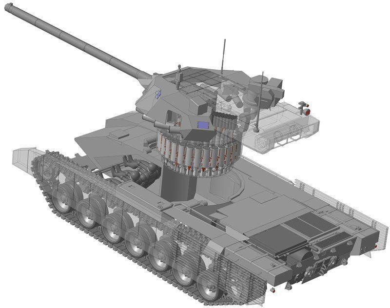 t-14 armata annack