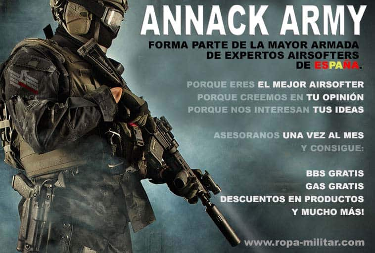 Annack Army