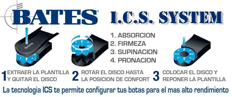 sistema ICS annack