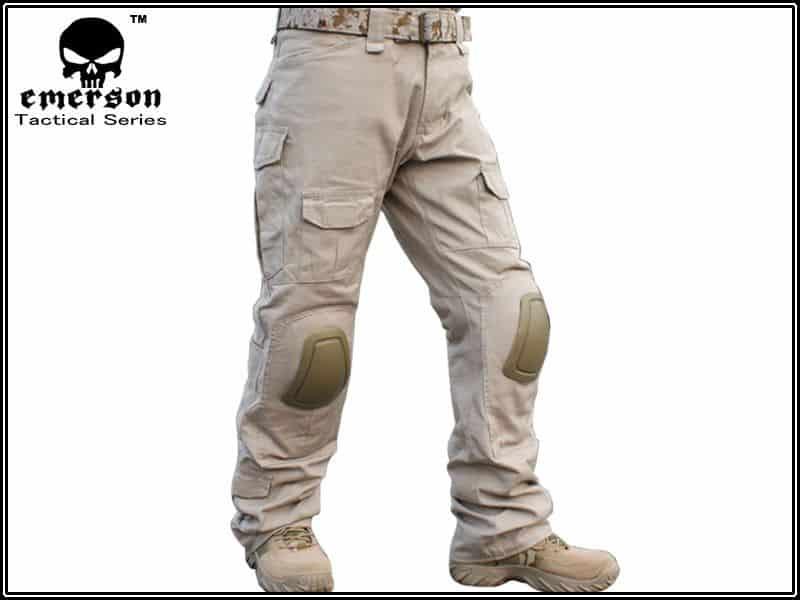 Tan Gen2 Militar Pantalones Annack En Emerson Color Tácticos MVpGqzSU