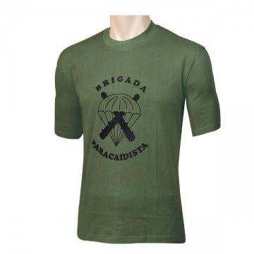 Camiseta Brigada Paracaidista - Ejército Español