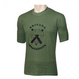 T-shirt paratroops Brigade ESP