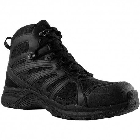 Bota media ALTAMA Aboottabad Trail Waterproof Negra