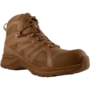 Bota media ALTAMA Aboottabad Trail Waterproof Coyote