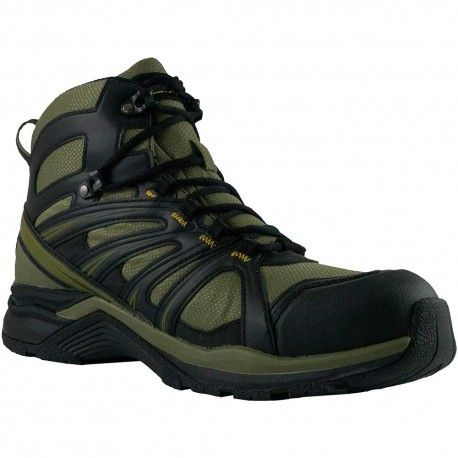 Bota media ALTAMA Aboottabad Trail Waterproof Hunter Green