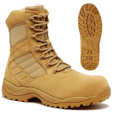 Botas tácticas BELLEVILLE Guardian Hot Weather Lightweight