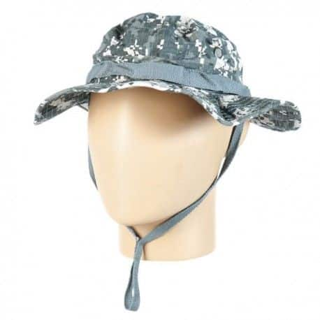 Chambergo militar en ACU Digital