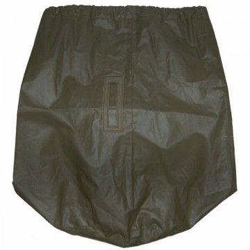 Cubremochila de color Verde. para 25L