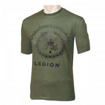 Camiseta oficial de la Legión Española