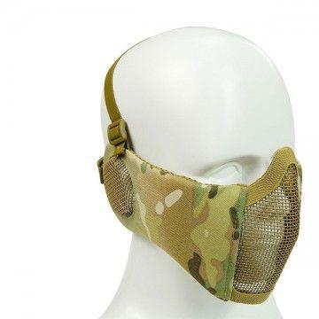 Máscara facial Stalker II Tan de Dragonpro