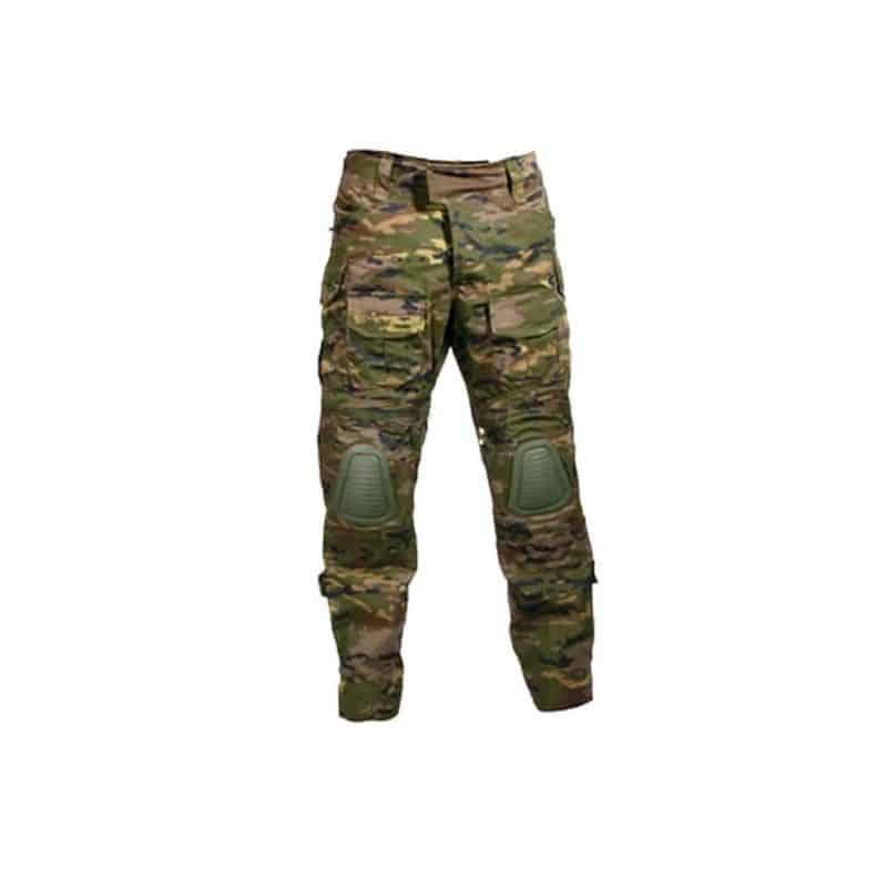 Pantalones tácticos DELTA Boscoso Pixelado - Annack Militar