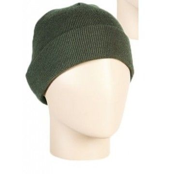 Gorro polar Thinsulate en color verde