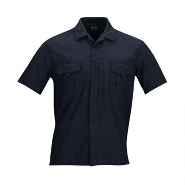 Camisa Short Sleeve en color Navy de Propper.