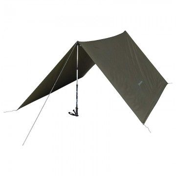 MIL-TEC tent of Khaki color.