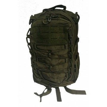 Mochila IMMORTAL WARRIOR utility 20L Verde OD