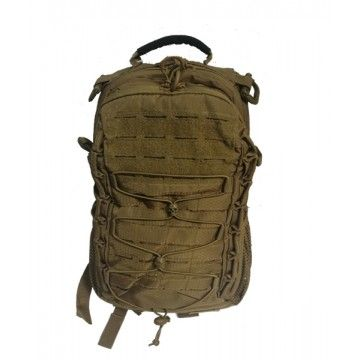 Mochila IMMORTAL WARRIOR utility 20L Coyote
