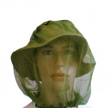 Mosquitera de cabeza Verde