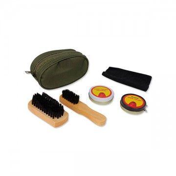Kit de limpieza para botas de MILTEC