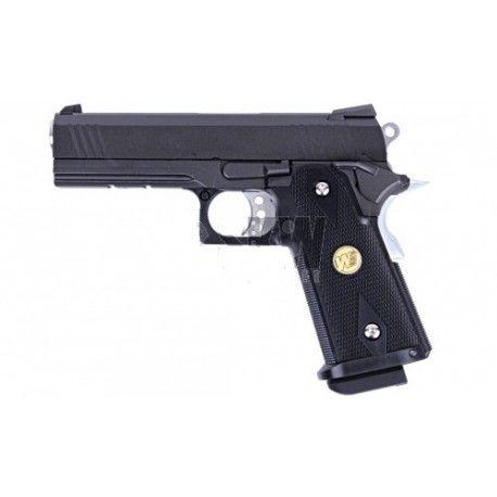 Pistola de Gas Blow Back HI-CAPA 4.3 K WE.