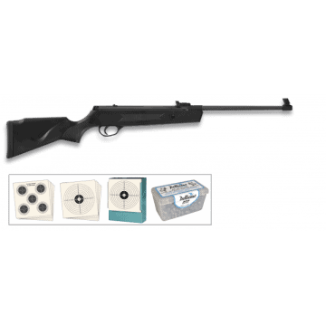 Air rifle compressed junior, calibre: 4.5 mm, with Truglo sight