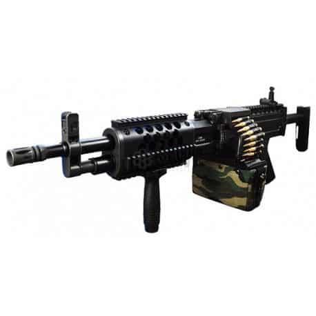 Fusil eléctrico AEG STONER LMG CA063M de Classic Army