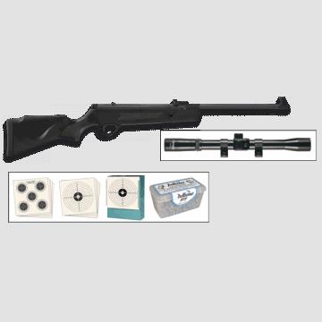 Carabina de aire, réplica del modelo Striker junior, de la marca Hatsan Arms Company