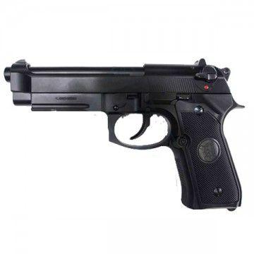 Pistola KJW M9-A1 GAS/CO2 Metálica Negra