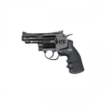 Revolver de CO2 , modelo GNB-MB-DAN WESSON 2,5 NEGRO ASG