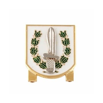 Emblema Metálico COE con pasador