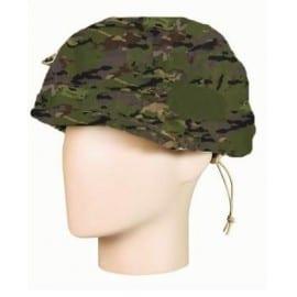 Funda para casco tipo Boscoso Pixelado