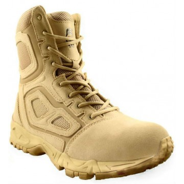 "Bota táctica IMMORTAL WARRIOR OPERATOR 8"" TAN"