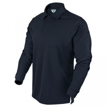 Polo Tactical Performance en azul navy de Condor. ML