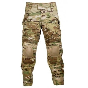 Pantalones tácticos DELTA Boscoso Pixelado