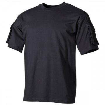 Camiseta Táctica manga corta - Negra