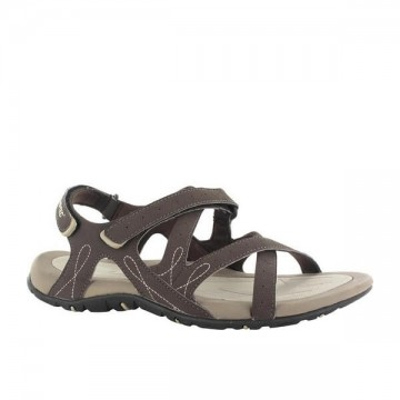 HI-TEC WAIMEA model sandals. Brown.