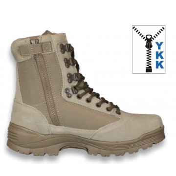 Great quality, with COOLMAX system BARBARIC tactical boots