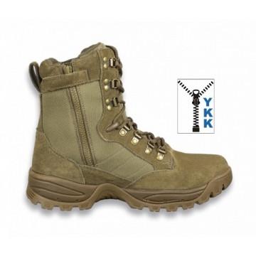 Superb quality TASER model SPARK Zip Army boots