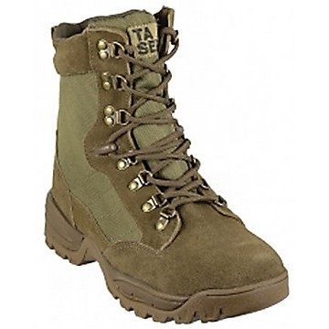 "Botas BARBARIC FORCE SPARK 8"" - Coyote Army - Sin cremallera"