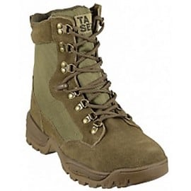 Superb quality TASER model SPARK Army boots
