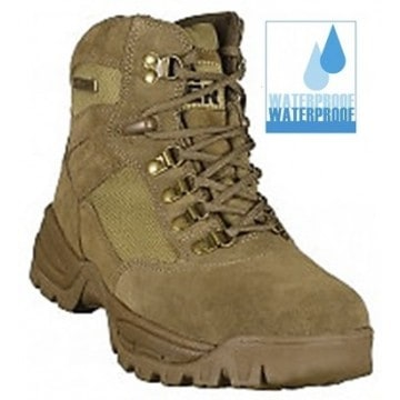 "Botas BARBARIC FORCE BLAST 6"" - Waterproof Coyote"
