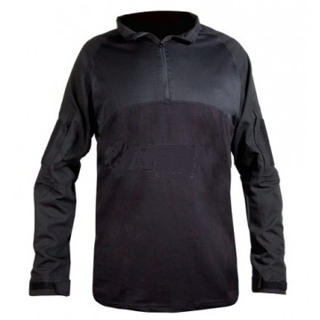 Camiseta de combate V2 Negra de DELTA TACTICS