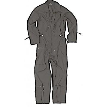 Mono de piloto en color Negro de MIltec