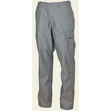 Pantalones tácticos M65 gris.