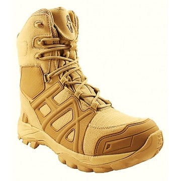 "Botas tácticas IMMORTAL WARRIOR DEFENDER 8"" - TAN"