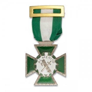 Medalla Guardia Civil al mérito